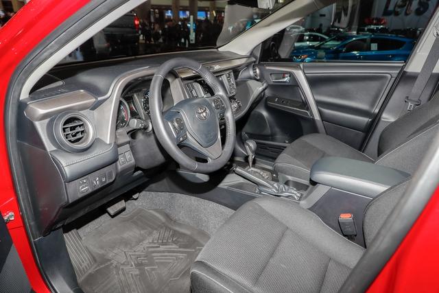Phiên bản hầm hố nhất từ trước đến nay của Toyota RAV4  ra mắt - Ảnh 9.