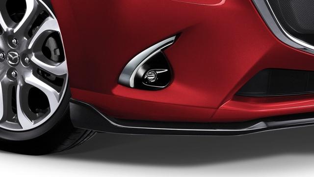 Mazda2 2017 ra mắt Đông Nam Á, giá từ 345 triệu Đồng - Ảnh 1.