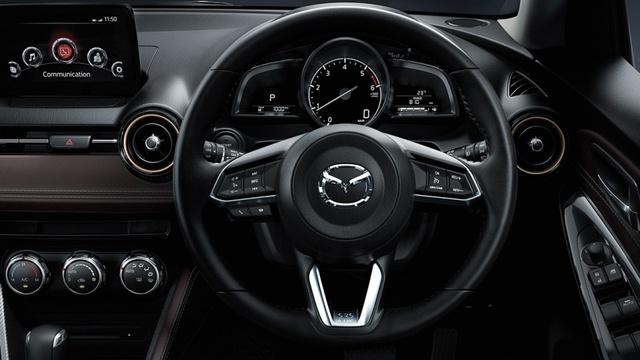 Mazda2 2017 ra mắt Đông Nam Á, giá từ 345 triệu Đồng - Ảnh 5.