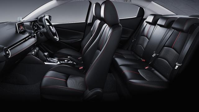 Mazda2 2017 ra mắt Đông Nam Á, giá từ 345 triệu Đồng - Ảnh 3.