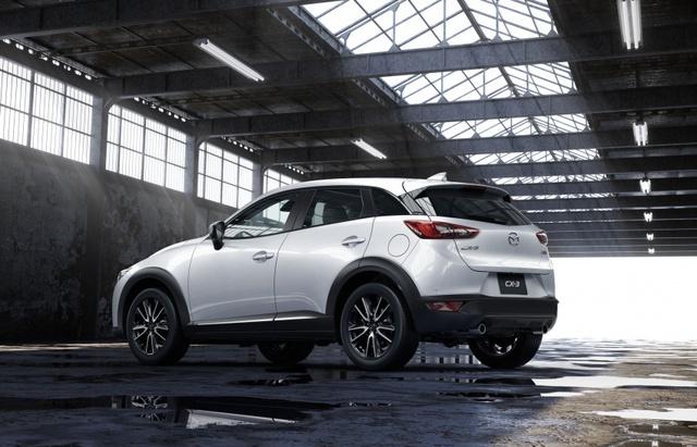 Crossover khiến người Việt phát thèm Mazda CX-3 2017 trình làng tại Đông Nam Á - Ảnh 3.