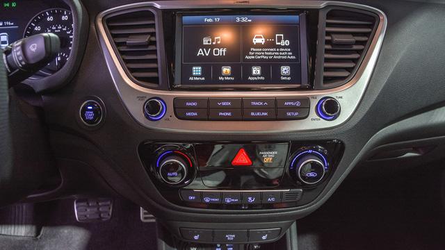Hyundai Accent thế hệ mới trình làng, Toyota Vios hãy dè chừng! - Ảnh 7.