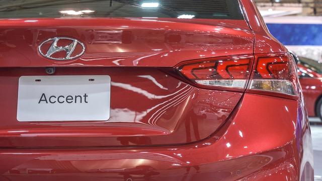 Hyundai Accent thế hệ mới trình làng, Toyota Vios hãy dè chừng! - Ảnh 9.