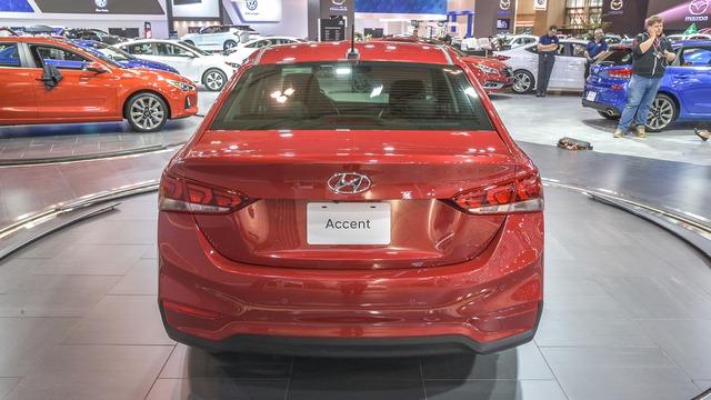 Hyundai Accent thế hệ mới trình làng, Toyota Vios hãy dè chừng! - Ảnh 10.