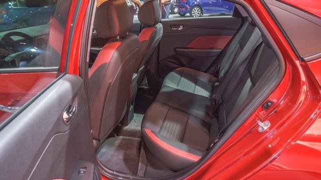Hyundai Accent thế hệ mới trình làng, Toyota Vios hãy dè chừng! - Ảnh 13.