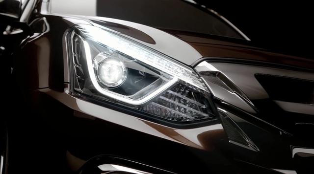 Isuzu MU-X 2017 sắp ra mắt được hé lộ, sẵn sàng cạnh tranh Toyota Fortuner - Ảnh 3.
