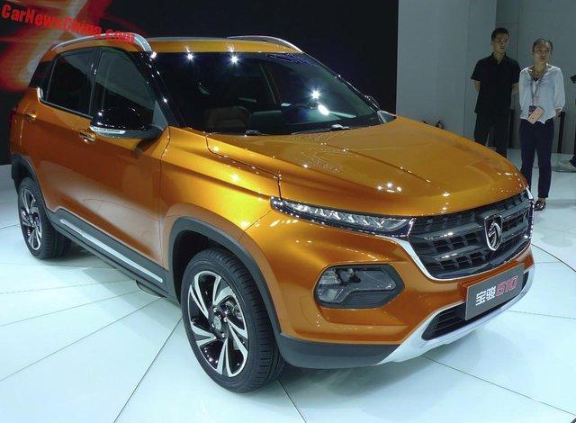 Tập đoàn GM tung SUV cỡ nhỏ mới với giá 181 triệu Đồng ra thị trường - Ảnh 1.