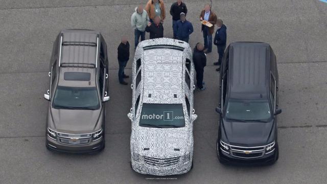 Limousine bọc thép chống đạn của Tổng thống Donald Trump tiếp tục lộ diện - Ảnh 5.