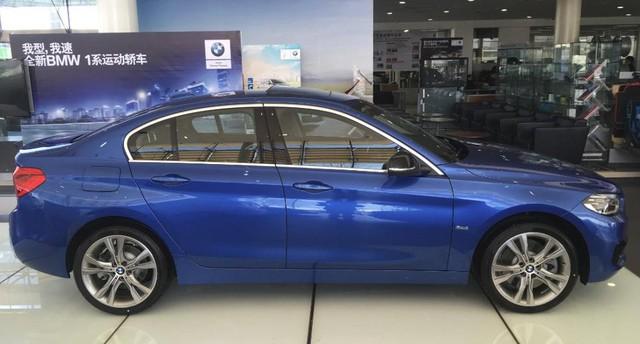 BMW 1-Series Sedan bắt đầu được bày bán, đắt hơn dự đoán - Ảnh 3.