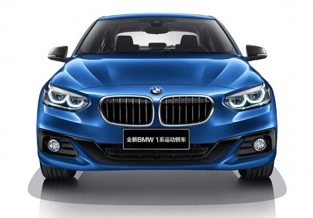 BMW 1-Series Sedan bắt đầu được bày bán, đắt hơn dự đoán - Ảnh 4.