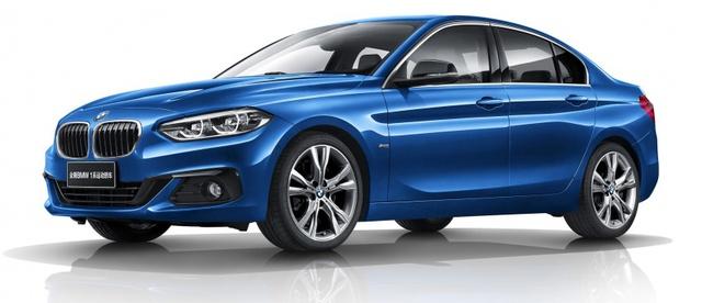 BMW 1-Series Sedan bắt đầu được bày bán, đắt hơn dự đoán - Ảnh 5.