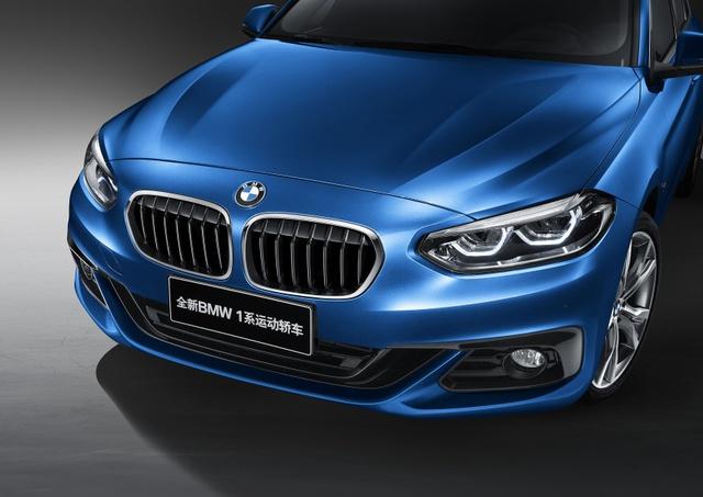 BMW 1-Series Sedan bắt đầu được bày bán, đắt hơn dự đoán - Ảnh 8.