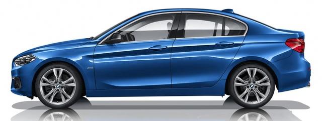 BMW 1-Series Sedan bắt đầu được bày bán, đắt hơn dự đoán - Ảnh 9.