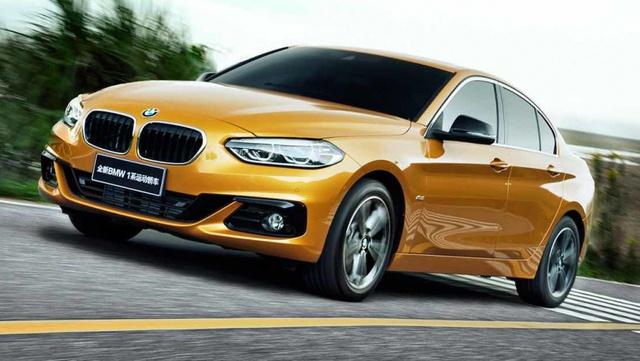 BMW 1-Series Sedan bắt đầu được bày bán, đắt hơn dự đoán - Ảnh 11.