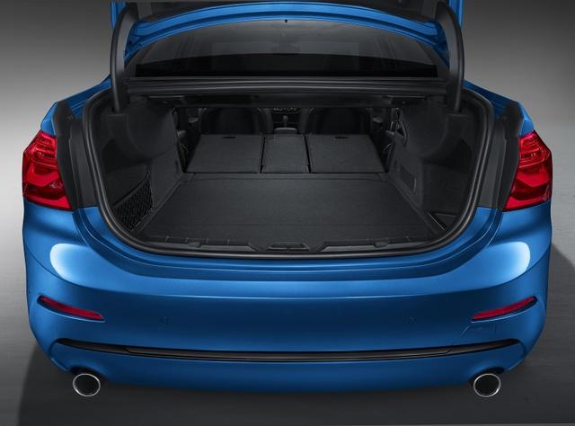 BMW 1-Series Sedan bắt đầu được bày bán, đắt hơn dự đoán - Ảnh 14.
