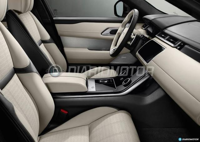 Range Rover Velar lộ diện thêm trước ngày ra mắt - Ảnh 5.