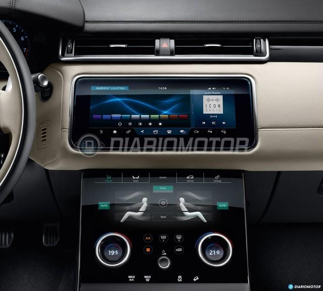 Range Rover Velar lộ diện thêm trước ngày ra mắt - Ảnh 6.