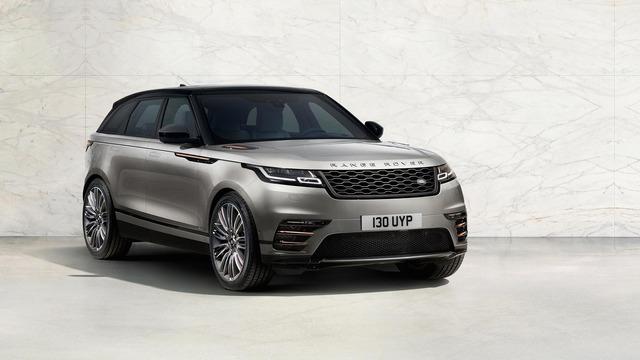 SUV hạng sang Range Rover Velar chính thức được vén màn, giá từ 50.895 USD - Ảnh 2.