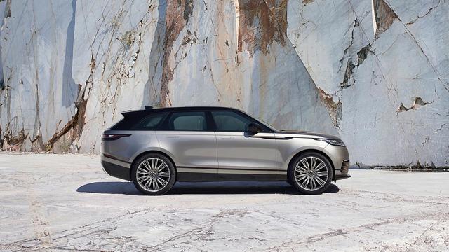 SUV hạng sang Range Rover Velar chính thức được vén màn, giá từ 50.895 USD - Ảnh 5.