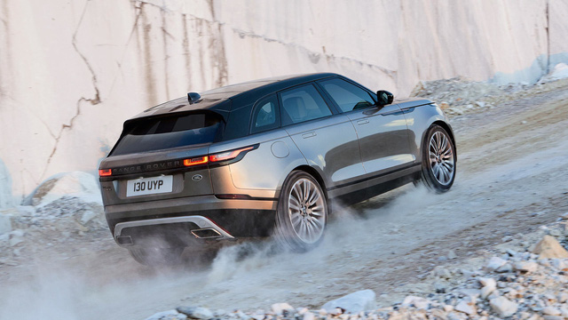SUV hạng sang Range Rover Velar chính thức được vén màn, giá từ 50.895 USD - Ảnh 8.