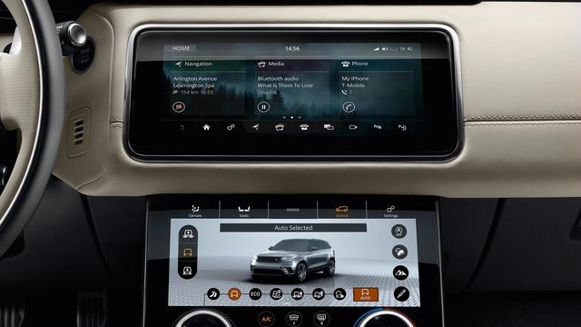 SUV hạng sang Range Rover Velar chính thức được vén màn, giá từ 50.895 USD - Ảnh 12.