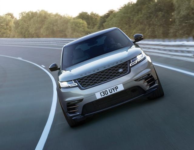 SUV hạng sang Range Rover Velar chính thức được vén màn, giá từ 50.895 USD - Ảnh 13.