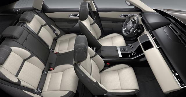 SUV hạng sang Range Rover Velar chính thức được vén màn, giá từ 50.895 USD - Ảnh 19.