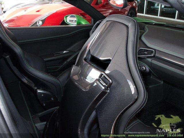 Chiếc siêu xe Ferrari 458 Spider với màu sơn độc trị giá hơn 600 triệu Đồng - Ảnh 9.