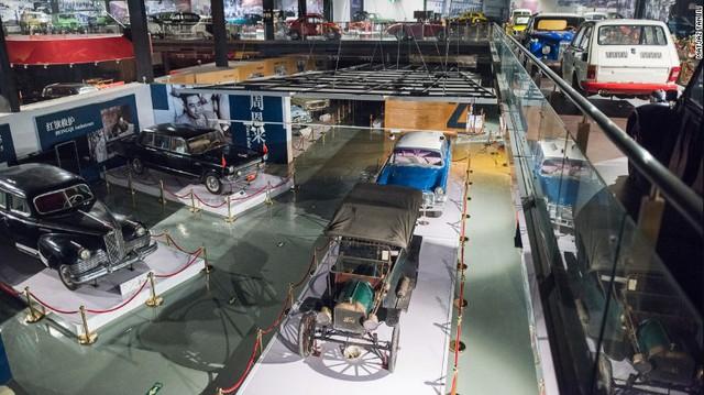 Khám phá một trong những bộ sưu tập xe Trung Quốc lớn nhất thế giới - Ảnh 2.
