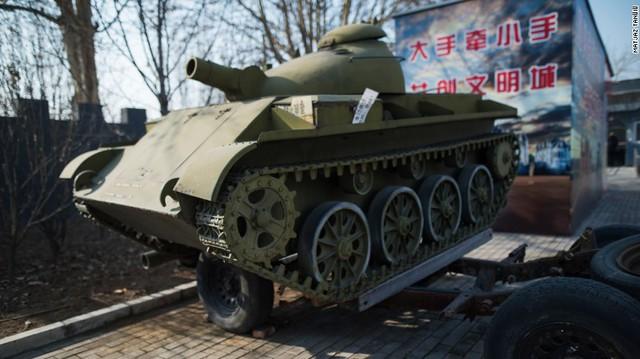 Khám phá một trong những bộ sưu tập xe Trung Quốc lớn nhất thế giới - Ảnh 3.