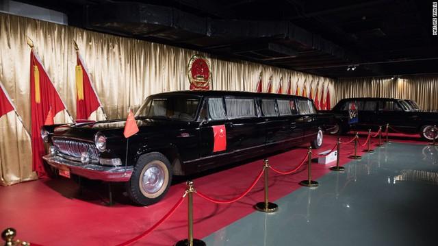 Khám phá một trong những bộ sưu tập xe Trung Quốc lớn nhất thế giới - Ảnh 8.