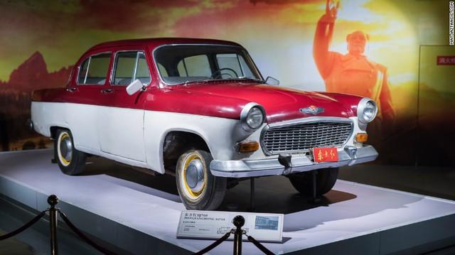 Khám phá một trong những bộ sưu tập xe Trung Quốc lớn nhất thế giới - Ảnh 13.