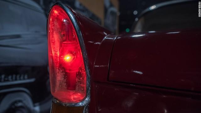Khám phá một trong những bộ sưu tập xe Trung Quốc lớn nhất thế giới - Ảnh 15.
