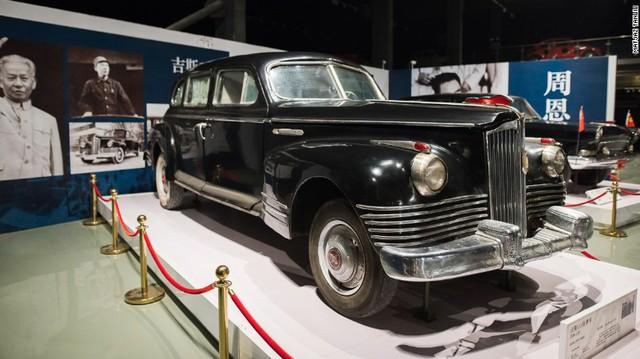 Khám phá một trong những bộ sưu tập xe Trung Quốc lớn nhất thế giới - Ảnh 11.