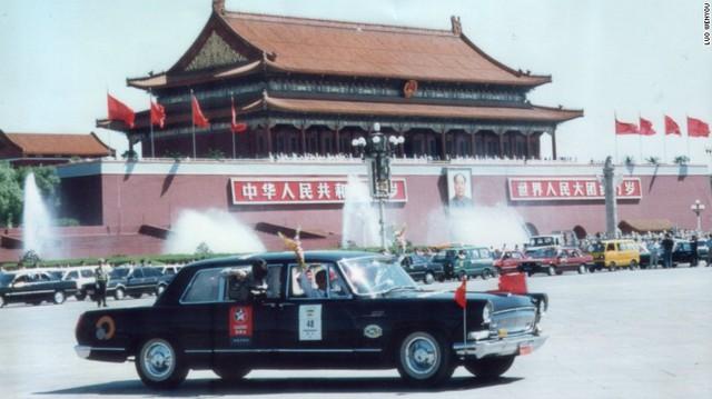 Khám phá một trong những bộ sưu tập xe Trung Quốc lớn nhất thế giới - Ảnh 16.