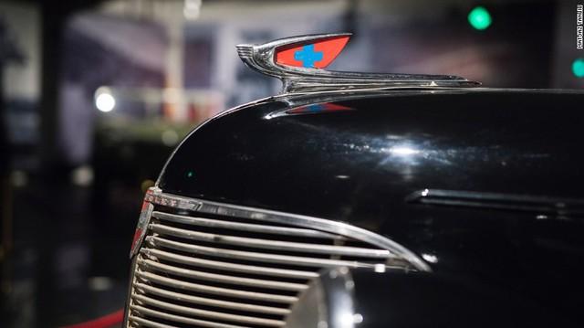 Khám phá một trong những bộ sưu tập xe Trung Quốc lớn nhất thế giới - Ảnh 18.