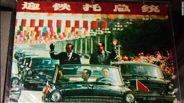 Khám phá một trong những bộ sưu tập xe Trung Quốc lớn nhất thế giới - Ảnh 7.