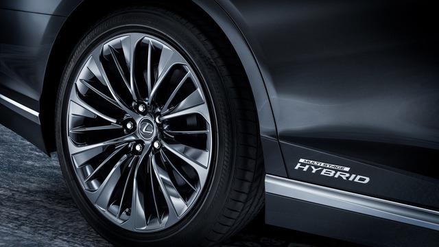 Sedan hạng sang cỡ lớn Lexus LS500h 2018 ra mắt - Ảnh 11.