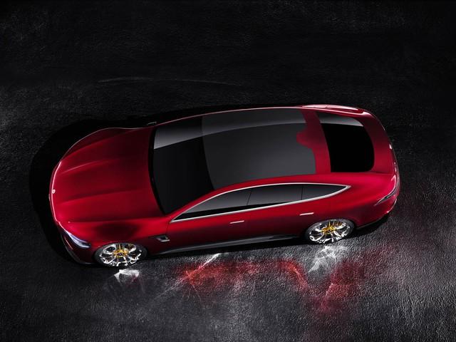 Mercedes-AMG GT Concept - Ô tô thể thao 4 chỗ, mạnh hơn cả siêu xe - Ảnh 7.
