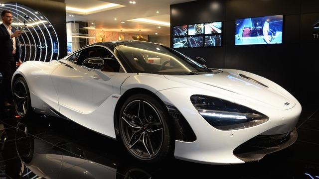 Siêu xe McLaren 720S hiện nguyên hình, giá từ 5,8 tỷ Đồng - Ảnh 2.