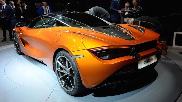 Siêu xe McLaren 720S hiện nguyên hình, giá từ 5,8 tỷ Đồng - Ảnh 4.