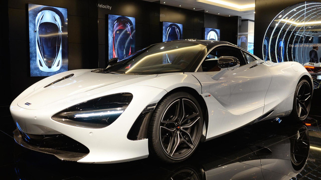 Siêu xe McLaren 720S hiện nguyên hình, giá từ 5,8 tỷ Đồng - Ảnh 5.