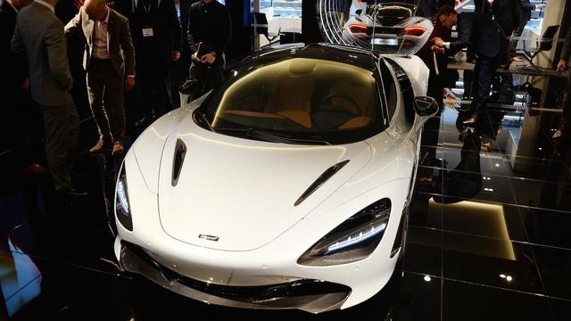 Siêu xe McLaren 720S hiện nguyên hình, giá từ 5,8 tỷ Đồng - Ảnh 16.