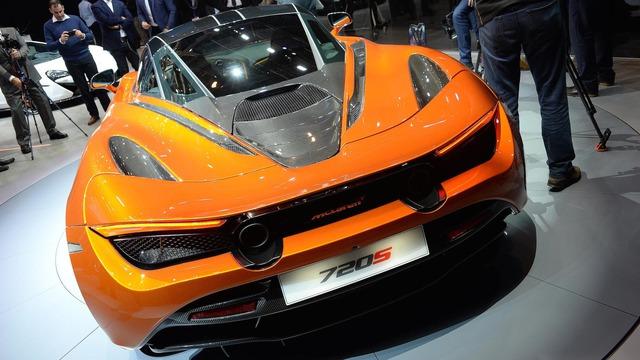 Siêu xe McLaren 720S hiện nguyên hình, giá từ 5,8 tỷ Đồng - Ảnh 18.