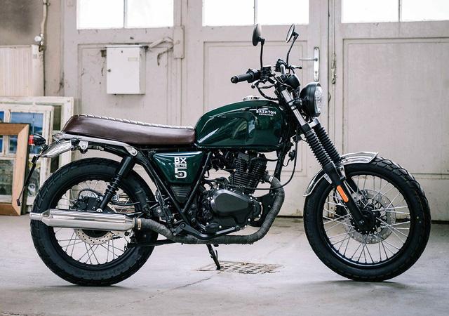 Rộ tin đồn mô tô đậm chất cổ điển Brixton BX 125 sắp được bán tại Việt Nam - Ảnh 4.