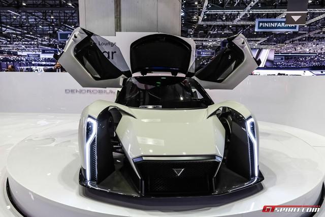 Dendrobium - siêu xe đầu tiên của người Singapore - chính thức trình làng - Ảnh 4.