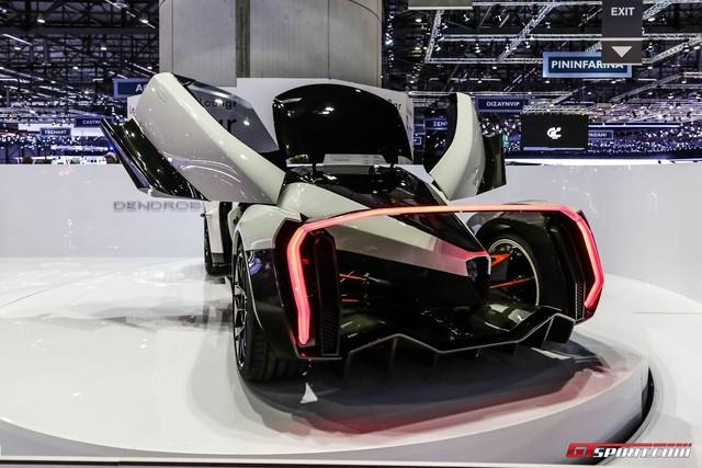 Dendrobium - siêu xe đầu tiên của người Singapore - chính thức trình làng - Ảnh 5.