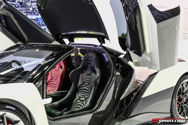 Dendrobium - siêu xe đầu tiên của người Singapore - chính thức trình làng - Ảnh 9.