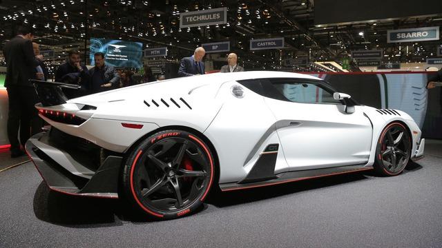 Italdesign Zerouno - Em song sinh không cùng trứng của Lamborghini Huracan LP610-4 - Ảnh 6.