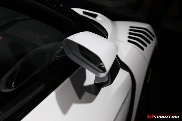 Italdesign Zerouno - Em song sinh không cùng trứng của Lamborghini Huracan LP610-4 - Ảnh 7.